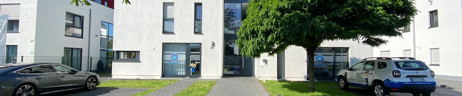 Frei Personal - Gebäude Außenansicht