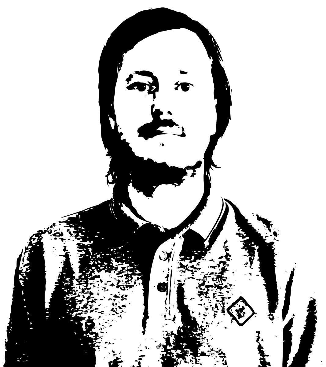 Marcel Teuscher - Zeichnung