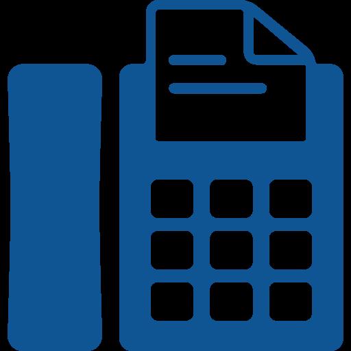 Icon Fax